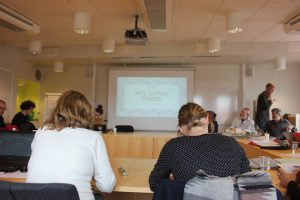 Picture of Gothenburg consortium meeting