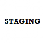 """Group logo of WP6 thematic group """"Staging"""""""